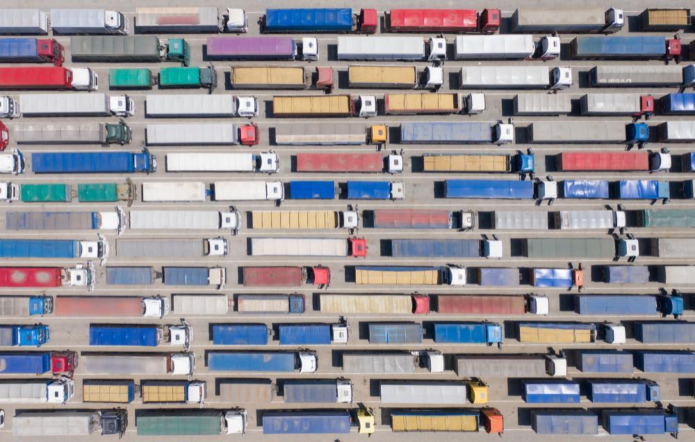 transporteffect line trucks