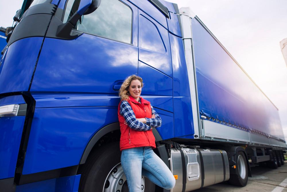 transporteffect-Lady truckers