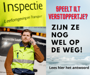Transporteffect speelt ILT verstoppertje