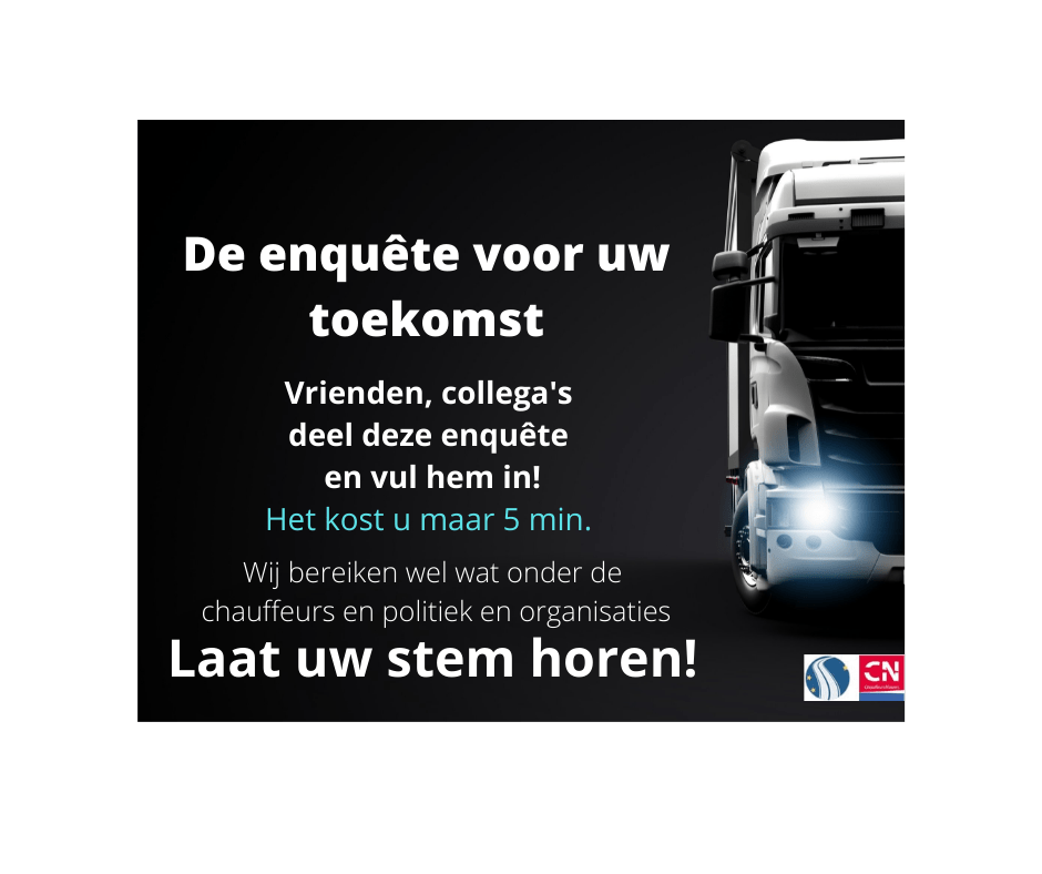 transporteffect chauffeursnieuws enquete